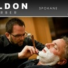 53% Off Haircut and Shave at Weldon Barber
