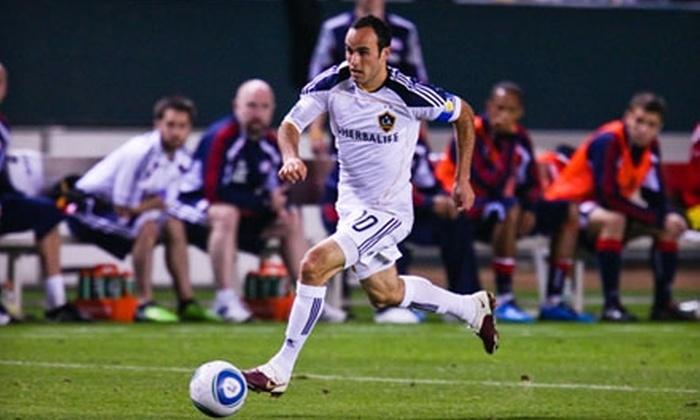 LA Galaxy - Carson: Tickets to LA Galaxy Games. Three Options Available.
