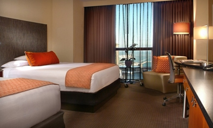 Hyatt Regency Tulsa - Tulsa: $49 for One-Night Stay in Any Room at the Hyatt Regency Tulsa (Up to $139 Value)