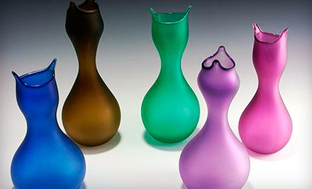 2-Hour Glass Blowing Class for One (a $150 value) - Leaderglass in Sonoma
