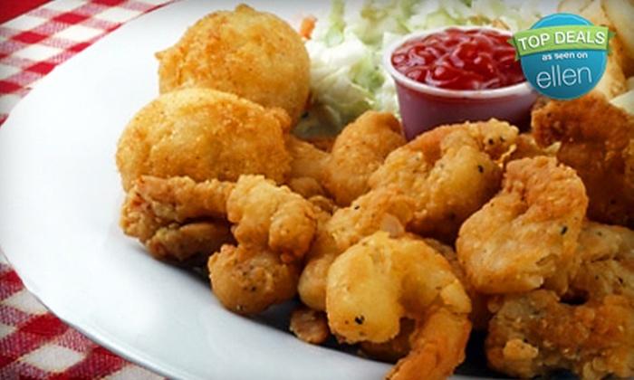 Anchor Inn - Virginia Beach: $15 for $30 Worth of Seafood, Steak, and Pasta at Anchor Inn in Virginia Beach