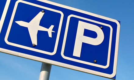 Three or Five Days of Airport Parking at Arow Airport Parking (Up to 54% Off)