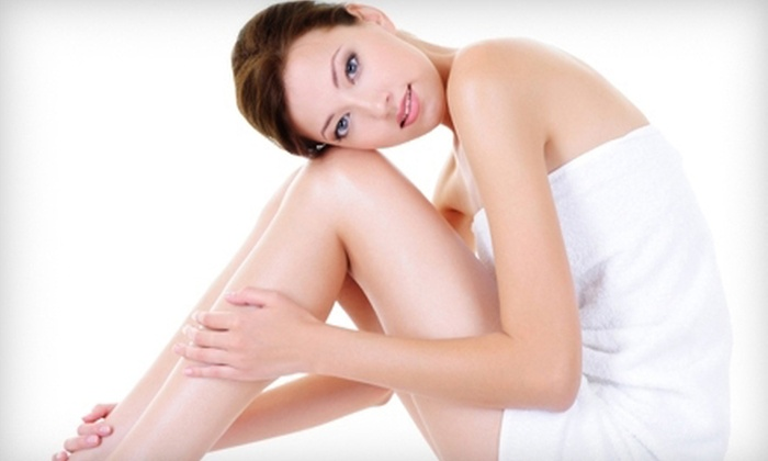Spa Catalina - Platte Ridge: Six Laser Hair-Removal Treatments on Small or Medium Area or Four Photofacial Treatments at Spa Catalina (Up to 85% Off)