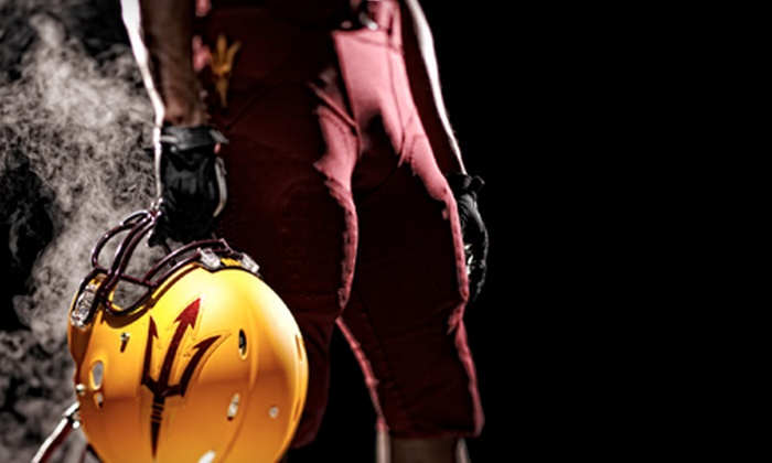Arizona State Sun Devils - Downtown Tempe: One Ticket to Arizona State Versus California at Sun Devil Stadium on November 25 (Up to 56% Off). Three Options Available.