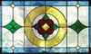 Stained Glass Learning Center - Multiple Locations: $89 for Beginners' Stained-Glass Classes or Two Fused-Glass Sessions at Stained Glass Learning Center ($199 Value)