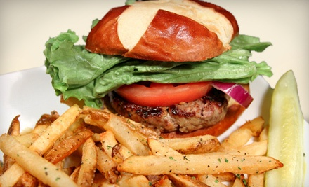 Burgers and Beers for 2 - Redmond's Bar & Grill in Redmond