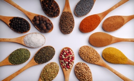 $30 Groupon to Spicely Organic Spices - Spicely Organic Spices in