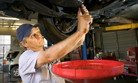 3 Oil-Change Packages (a $149 value) - Menlo-Atherton Shell in Menlo Park