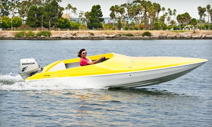 Marina del Rey Boat Rentals - Marina Del Ray: Kayak, Electric-Boat, or Powerboat Rental from Marina del Rey Boat Rentals