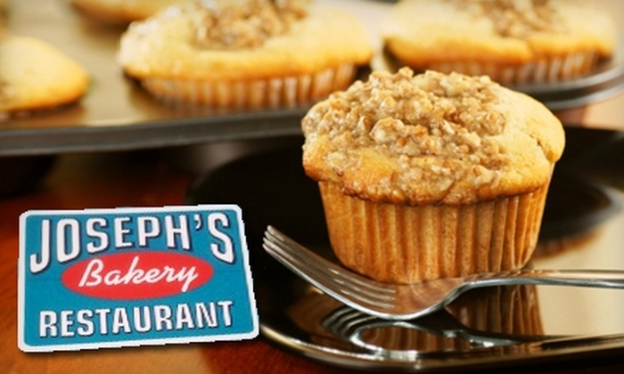 Joseph's Storehouse & Bakery - River Road: $6 for $12 Worth of Café Fare and Baked Goods at Joseph's Storehouse Restaurant & Bakery