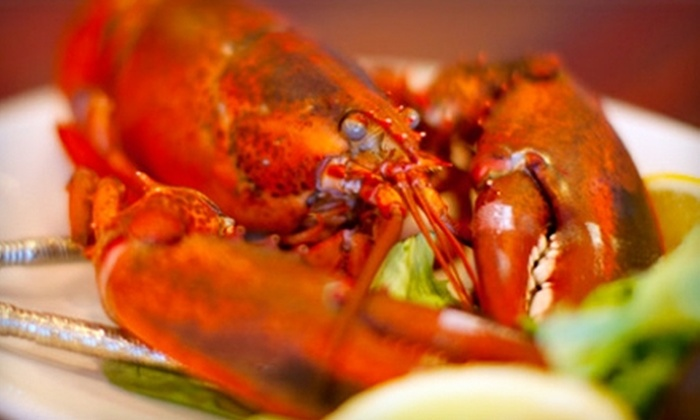 The Lobster Tail Restaurants and Fish Market - Multiple Locations: $15 for $35 Worth of Seafood and Nonalcoholic Drinks at The Lobster Tail Restaurants and Fish Market