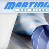 $10 at Martinizing Dry Cleaning