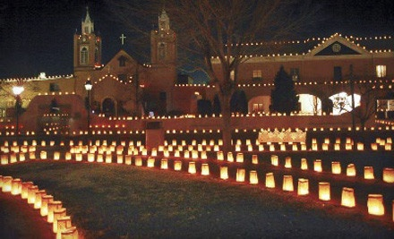 2 Dozen Luminarias (a $30 value) - Albuquerque Luminarias Unlimited LLC in