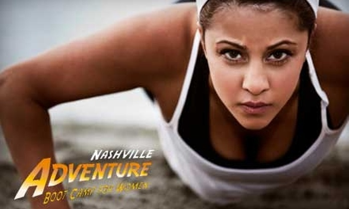 Nashville Adventure Boot Camp - Green Hills: $35 for Five Boot Camp Classes at Nashville Adventure Boot Camp for Women ($83 Value)