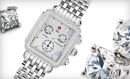 $100 Groupon to Samuelson's Diamonds - Samuelson's Diamonds in Baltimore