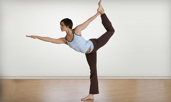 Bikram Yoga Westfield - Westfield: $49 for 30 Yoga Classes at Bikram Yoga Westfield ($450 Value)