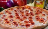 Pizza Sola OOB - Multiple Locations: $7 for a Large Cheese Pizza at Pizza Sola ($14 Value)