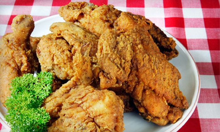 Touch of Soul - Emeryville: $15 for $30 Worth of Soul Food at Touch of Soul in Emeryville