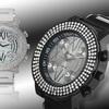 Geneva Platinum Flash Men's Watch
