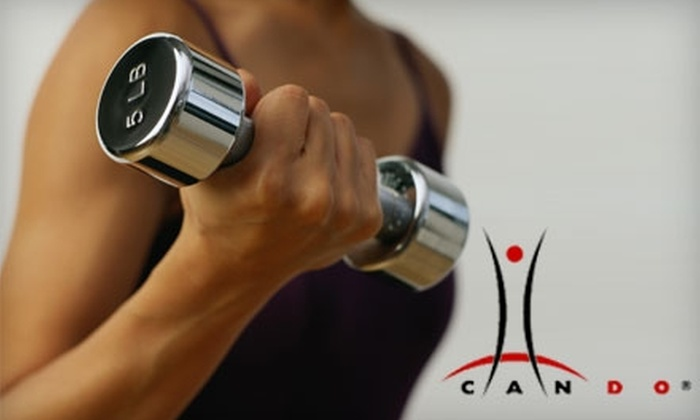 CAN DO Fitness - Multiple Locations: $30 for a One-Month Trial Membership at CAN DO Fitness ($99 Value)