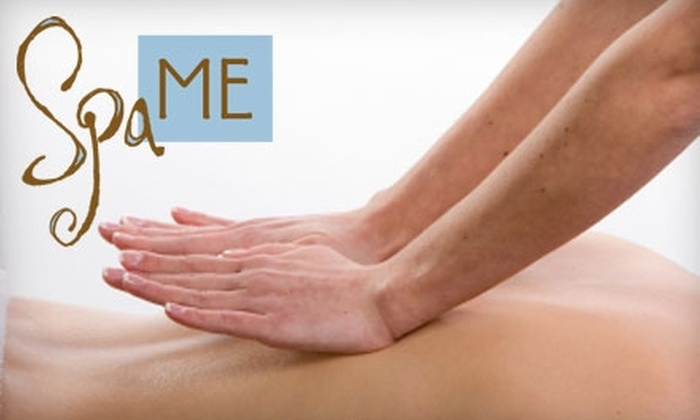 Spa Me - Fruit Cove: $39 for a Therapeutic Massage or $45 for a Clinical Facial at Spa Me in St. Johns (Up To $95 Value)