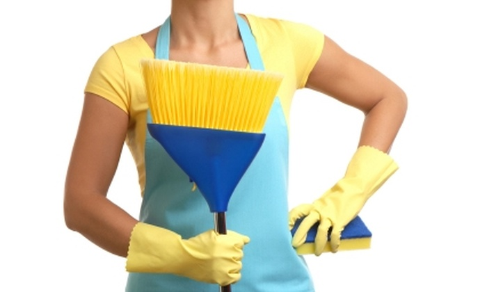 Trinity Maids - Richardson: $49 for Two Hours of Cleaning from Trinity Maids ($160 Value)