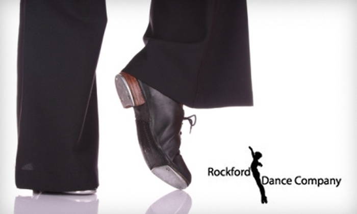 Rockford Dance Company - Rockford: $77 for 17 Weeks of Teen and Adult Dance Classes at Rockford Dance Company ($155 Value). Choose From Five Dance Styles.