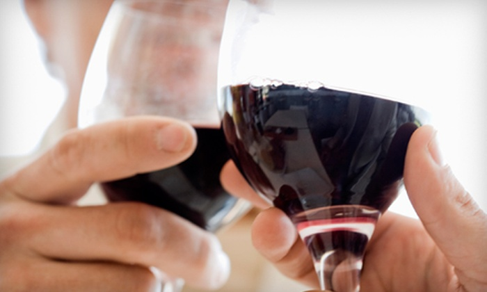 A World of Wine - Omaha: Private Wine Tasting for Two, Four, or Eight at A World of Wine