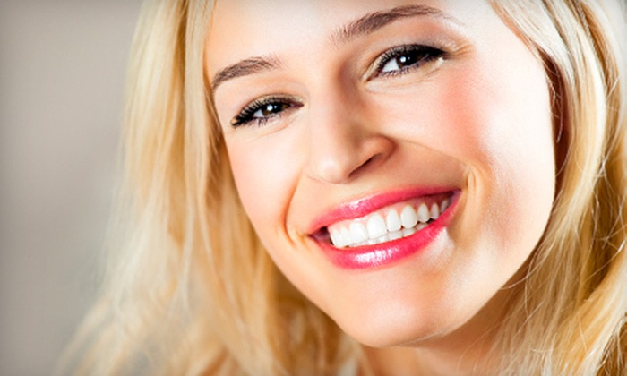 The Spa - Northview: $59 for a Teeth-Whitening Light-Therapy Treatment at The Spa ($125 Value)