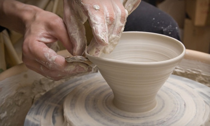 Zen and Now Clay Studio - Tucker: Pottery Class for One, Two, or Three at Zen and Now Clay Studio in Tucker (Up to 55% Off)