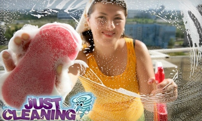 Just Cleaning Company - Houston: $69 for a Full House Cleaning from Just Cleaning Company ($150 Value)