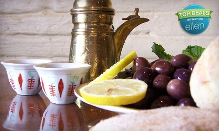 Hedary's Mediterranean Restaurant - Fort Worth: $20 for $40 Worth of Mediterranean Fare at Hedary's Mediterranean Restaurant