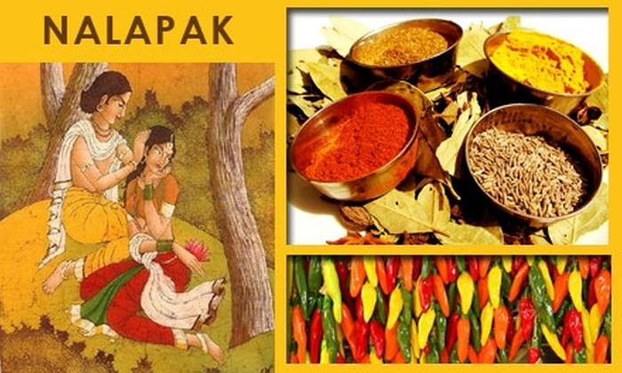 Nalapak Indian Restaurant - Columbia Heights: $15 for $35 Worth of Indian Fare at Nalapak
