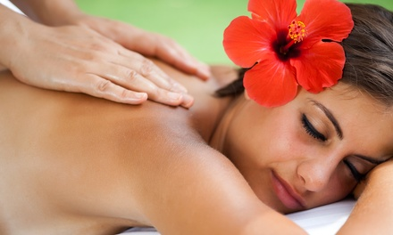 One or Two 60-Minute Relaxation or Deep-Tissue Massages at Peaceful Solutions (Up to 54% Off)