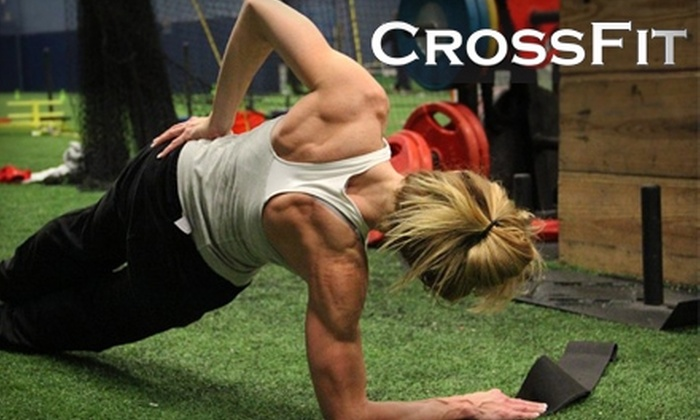 CrossFit Rubicon - Providence: $49 for an Eight-Class Pass at CrossFit Rubicon in Vienna ($160 Value)