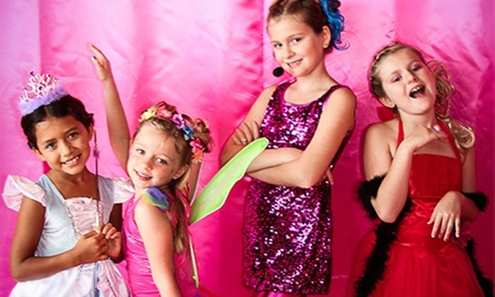 Sweet & Sassy - Detroit: Girl's Makeover or Hairstyling Package or Candyland Party for up to Five at Sweet and Sassy (Up to 52% Off)