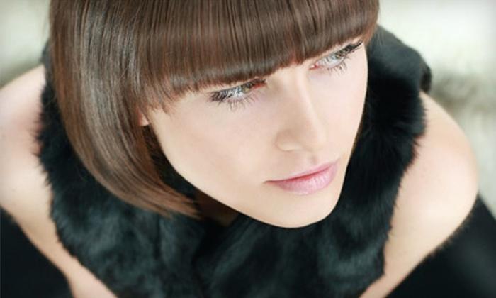 Salon Rochae - Edina: Haircut, Deep-Conditioning Package, or Full-Foil and Conditioning Package at Salon Rochae in Edina