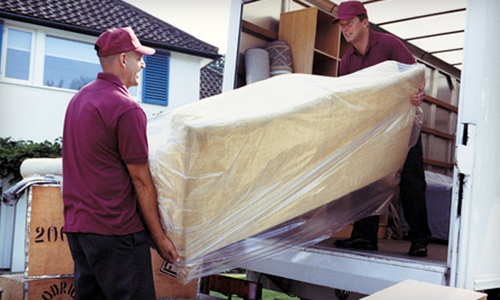 Twins Moving and Storage - Crestwood South: $70 for Two Hours of Moving Services from Twins Moving and Storage ($180 Value)