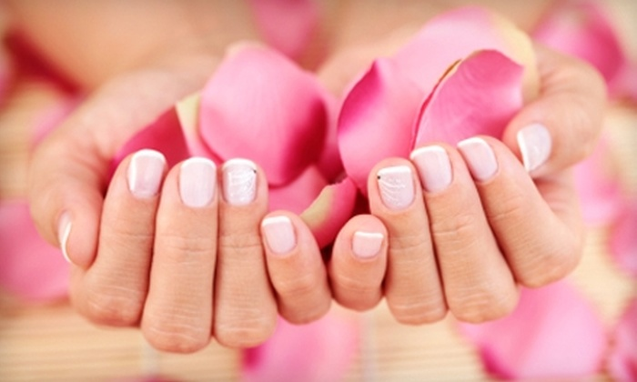Anna Katherine Salon & Spa - Beloit: $25 for a Mani-Pedi ($55 Value) or $25 for $50 Worth of Hair Services at Anna Katherine Salon & Spa in Beloit
