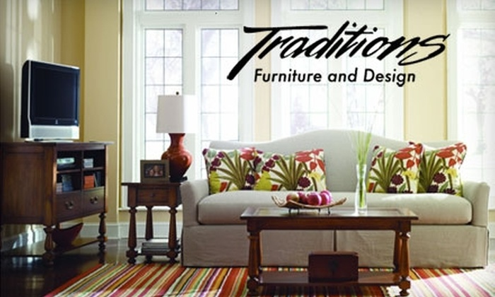 Traditions Furniture and Design - Downtown: $25 for $100 Worth of Furniture and More at Traditions Furniture and Design