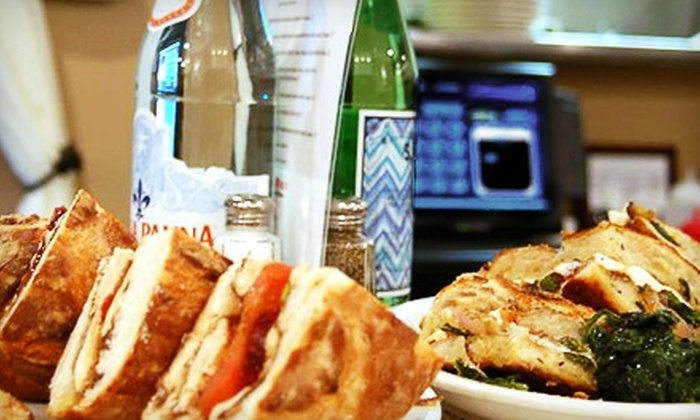 The Kitchen Consigliere Café - Collingswood: $15 for $30 Worth of Italian Fare at The Kitchen Consigliere Café in Collingswood