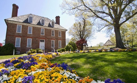 2-Night Stay for Four in a 1-Bedroom Suite, Valid Until March 31 - The Historic Powhatan Resort in Williamsburg