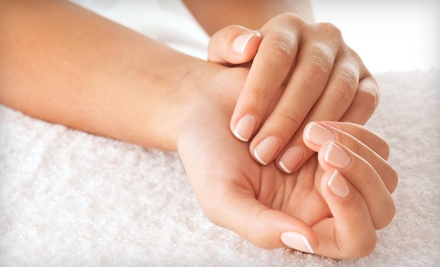 Spa Manicure (a $25 value) - Anointed Beauty Salon & Day Spa in South Bend
