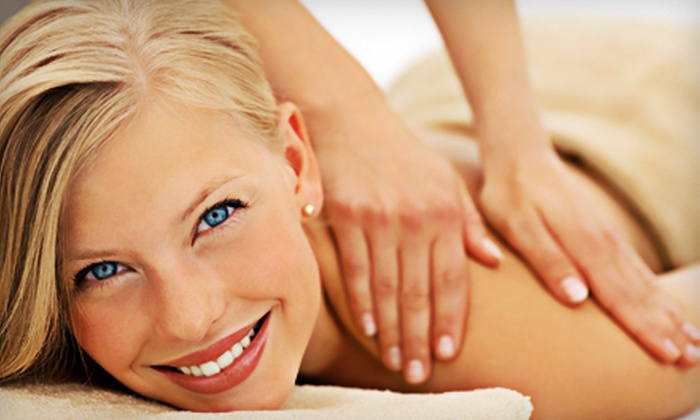 Encinitas Family Wellness - Garden View Court: 60- or 90-Minute Massage with Option of Chiropractic Exam and Adjustments at Encinitas Family Wellness (Up to 82% Off)
