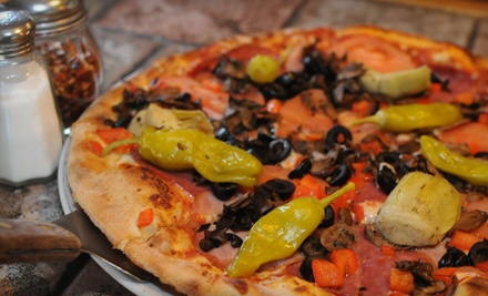 $40 Groupon to Classic Italian Pizza - Classic Italian Pizza in Tempe