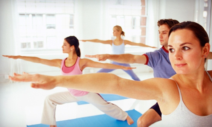 The Yoga Loft - CPR West: Five Classes or One Month of Unlimited Classes at The Yoga Loft