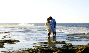 Butterfly Weddings: Engagement or Three-Hour Wedding Photography Package from Butterfly Weddings (Up to 80% Off)