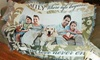 "Pure Country Inc. (DBA Photoweavers): $59.99 for a Custom 71""x53"" Woven Photo Blanket from PhotoWeavers ($128 Value)"
