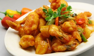 t.m. Basil: Thai Food at t.m. Basil (Up to 40% Off). Two Options Available.