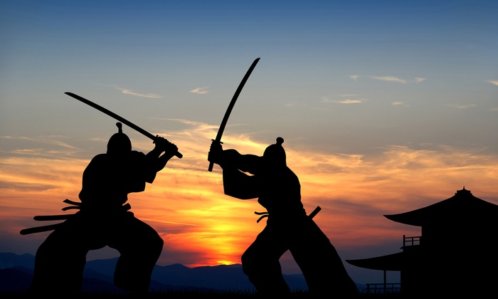 Sword Martial Arts - Multiple Locations: Kendo or Samurai-Sword Classes at Sword Martial Arts (Up to 63% Off). Choose from Five Options.